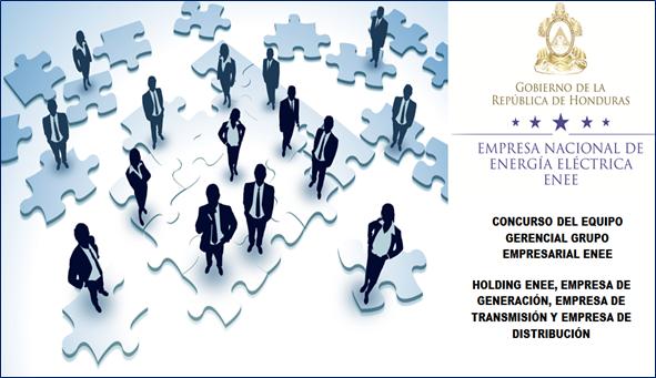 Concurso del Equipo Gerencial Grupo Empresarial ENEE